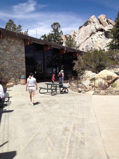 Visitor Center - Mount San Jacinto State Park